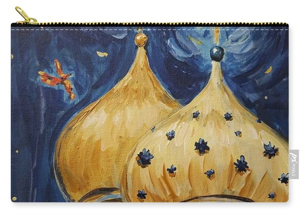 Stars Near And Far Carry-all Pouch