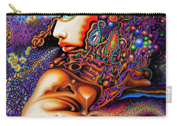 Steal Your Face Carry-all Pouch