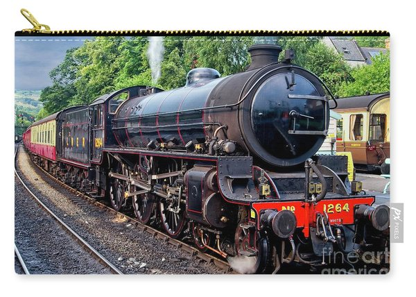 Steam Locomotive 1264 Nymr Carry-all Pouch