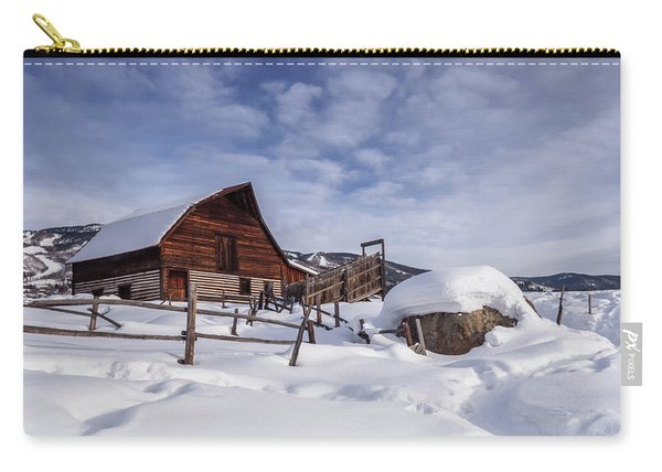 Steamboat Springs Carry-all Pouch
