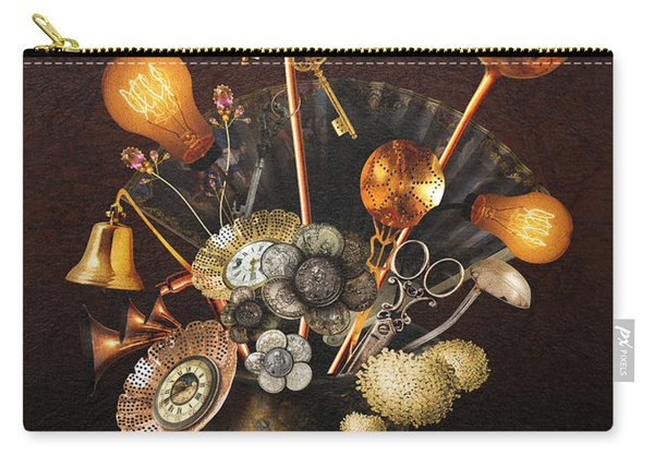Steampunk Bouquet Carry-all Pouch