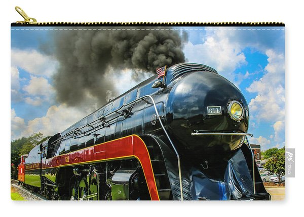 Steam's Up 611 Carry-all Pouch