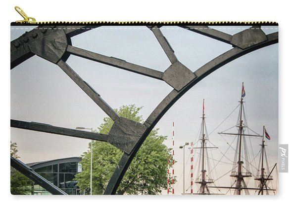 Steel And The Golden Age Carry-all Pouch