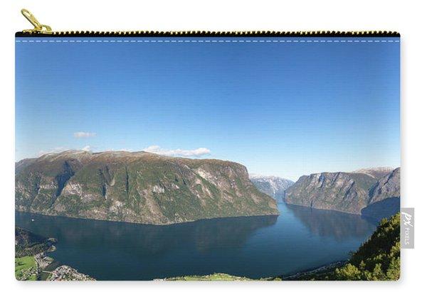 Stegastein, Norway Carry-all Pouch