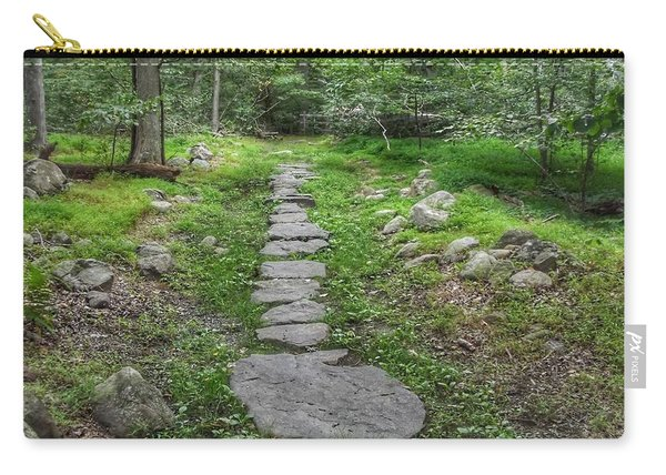 Stepping Stone Path - Kinnelon Carry-all Pouch