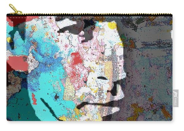 Stevie Ray Vaughan Carry-all Pouch