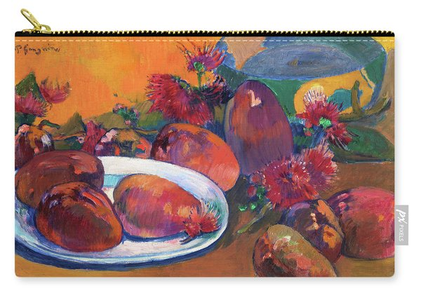 Stil Life With Mangos - Digital Remastered Edition Carry-all Pouch