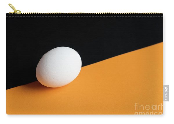 Still Life With Egg Carry-all Pouch