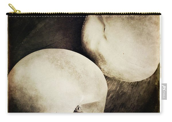 Carry-all Pouch featuring the photograph Stillnight by Catherine Sobredo