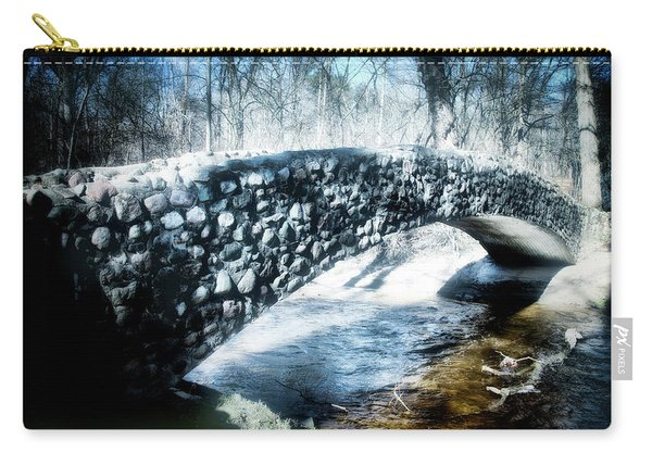 Stone Bridge Michigan Carry-all Pouch