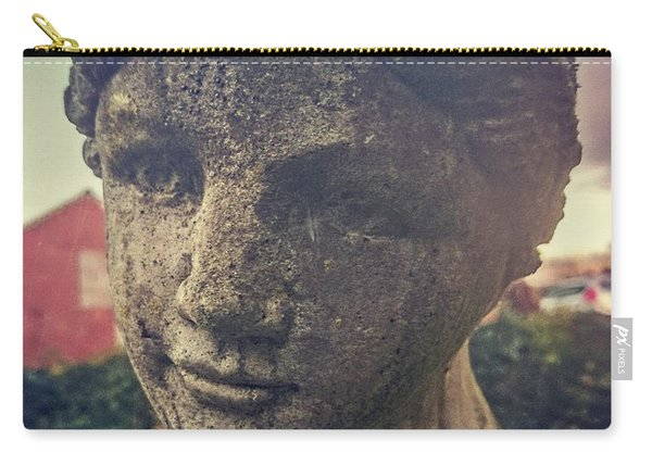Stone Lady Carry-all Pouch