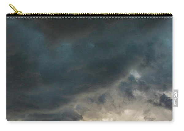 Storm Chasin In Nader Alley 012 Carry-all Pouch