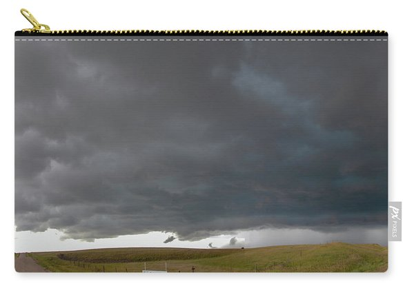 Storm Chasin In Nader Alley 016 Carry-all Pouch