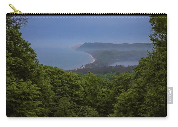 Stormy Day On Sleeping Bear Dunes Carry-all Pouch
