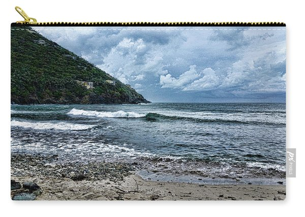 Stormy Shores Carry-all Pouch