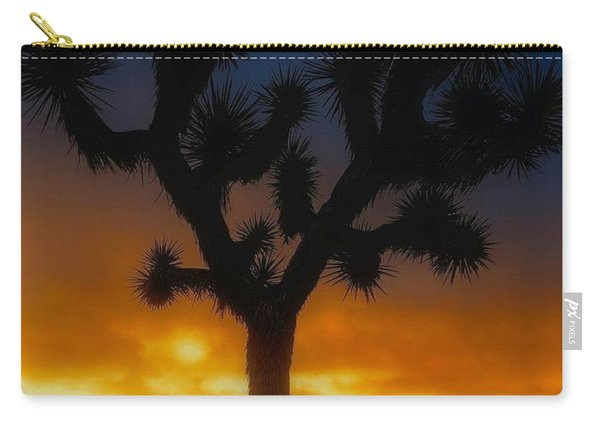 Stormy Sunrise Carry-all Pouch