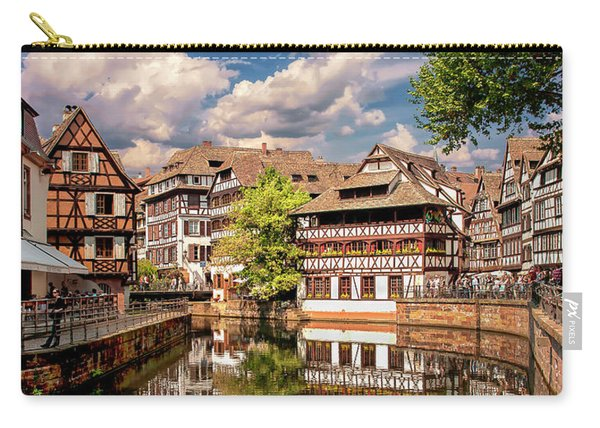 Strasbourg Center Carry-all Pouch