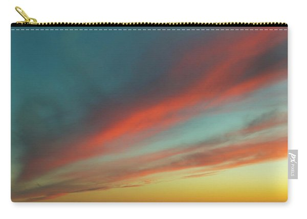 Streaming Sunset Carry-all Pouch