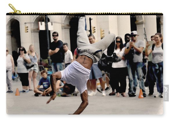 Street Dance. New York City. Carry-all Pouch
