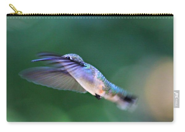 Carry-all Pouch featuring the photograph Stretch by Candice Trimble