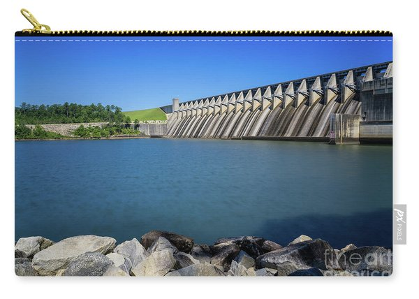 Strom Thurmond Dam - Clarks Hill Lake Ga Carry-all Pouch