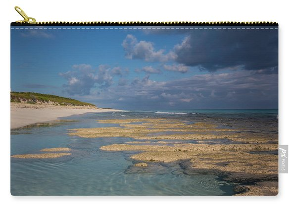 Stromatolites On Stocking Island Carry-all Pouch