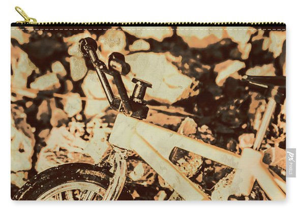 Stunt Bike Country Carry-all Pouch