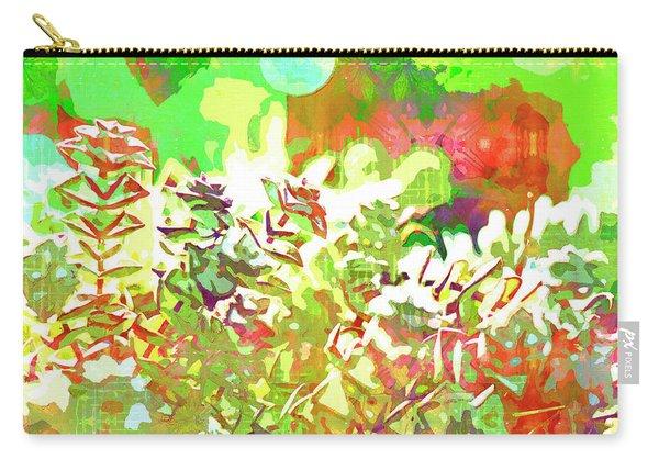 Succulent Garden 1 Carry-all Pouch