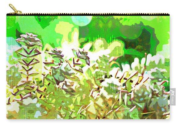 Succulent Garden 2 Carry-all Pouch