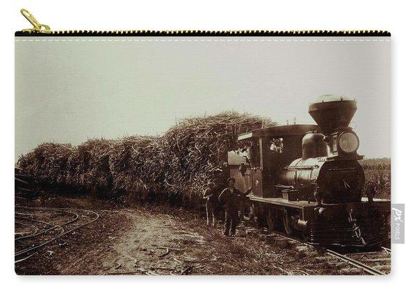 Sugar Cane Train  Fairy Mead  Bundaberg  C 1896 Carry-all Pouch
