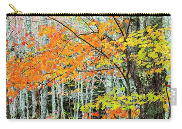 Sugar Maple Acer Saccharum In Autumn Carry-all Pouch