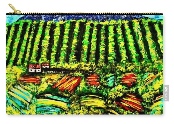Sumatra Coffee Plantation Carry-all Pouch