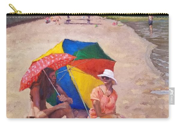 Summer At Jersey Valley Carry-all Pouch
