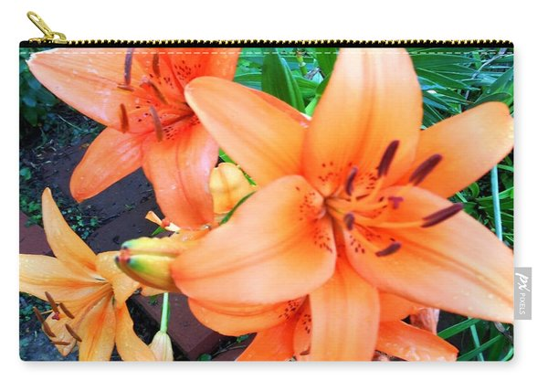 Summer Blast Of Color Carry-all Pouch