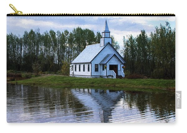 Summer In The Valley - Hope Valley Art Carry-all Pouch