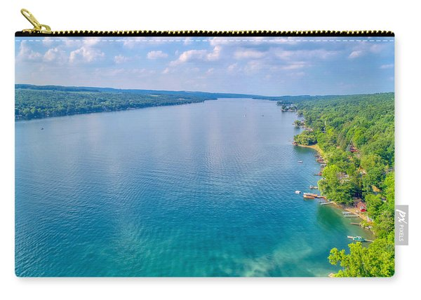 Summer On Keuka Lake Carry-all Pouch