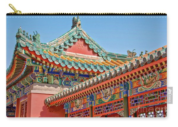 Summer Palace In Beijing Carry-all Pouch