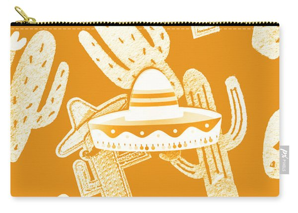 Summerbrero Carry-all Pouch
