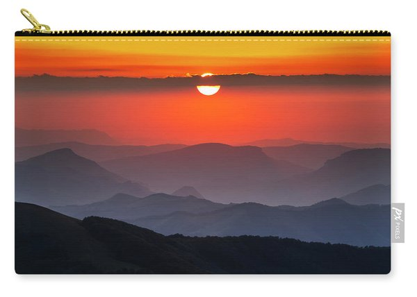 Sun Eye Carry-all Pouch