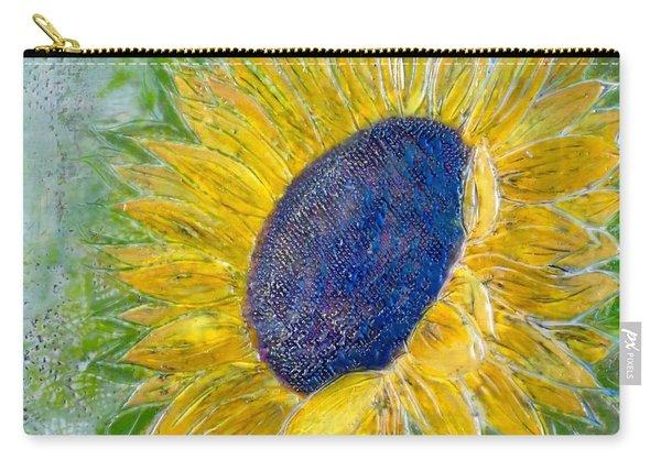 Sunflower Praises Carry-all Pouch