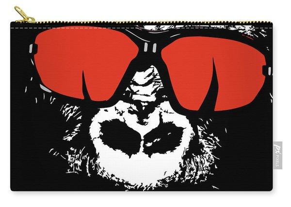 Sunglasses Gorilla Carry-all Pouch