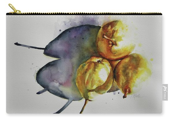 Sunkissed Pears Carry-all Pouch