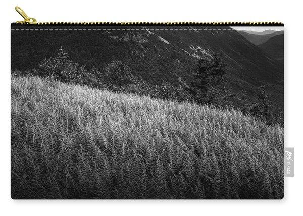 Sunlight On Ferns, Mount Willard Carry-all Pouch