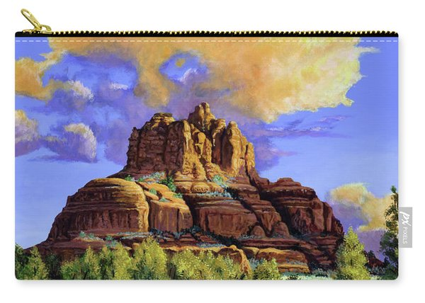 Sunrise At Bell Rock-sedona-az Carry-all Pouch