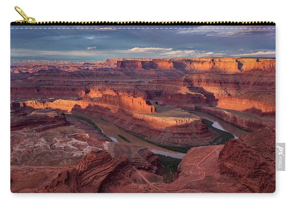 Sunrise At Dead Horse Point State Park Carry-all Pouch