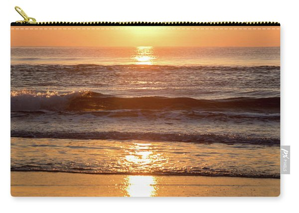 Sunrise At Surfers Paradise Carry-all Pouch