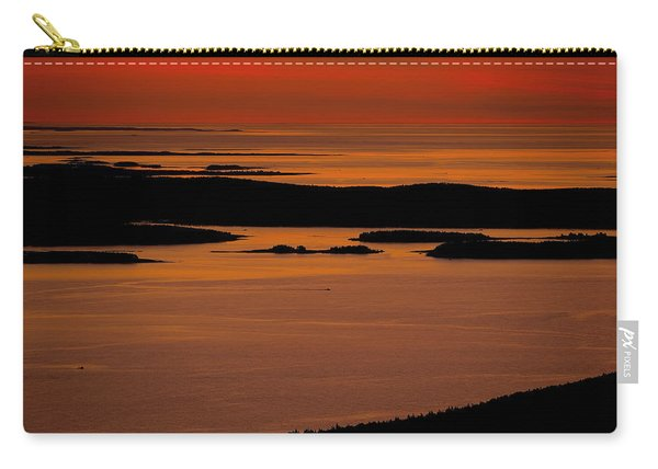 Sunrise Cadillac Mountain Carry-all Pouch