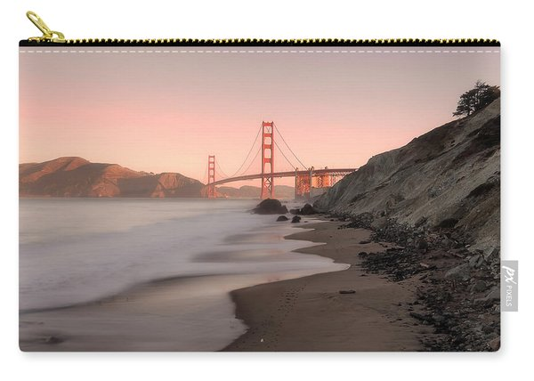 Sunrise In San Fransisco- Carry-all Pouch