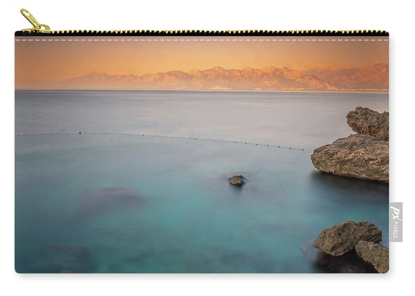 Sunrise In Turkey Carry-all Pouch