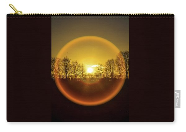 Sunrise. New Years Eve. Carry-all Pouch